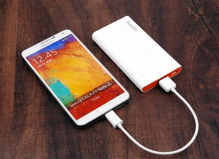 Caricabatterie Portatile USB