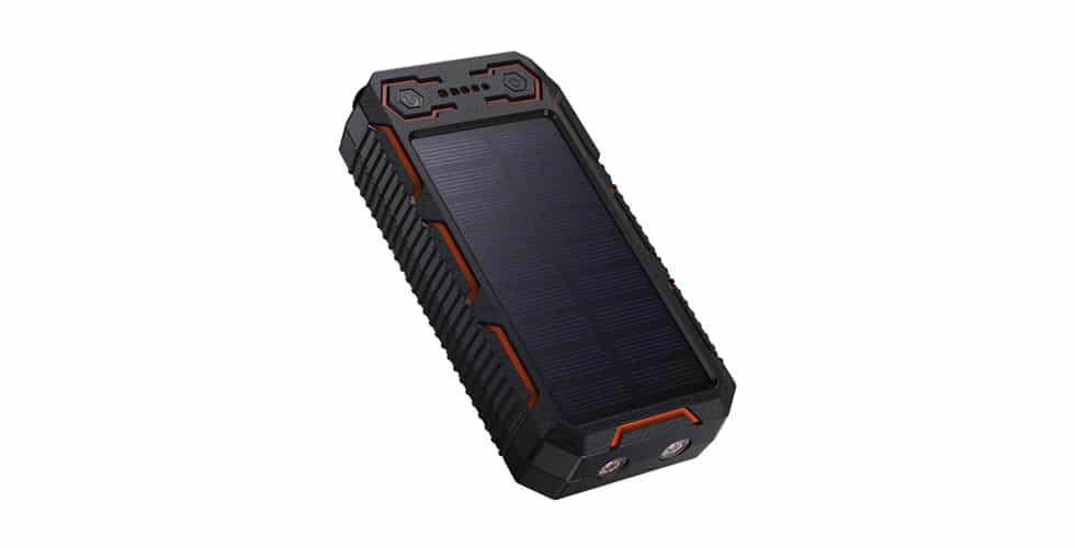 Power Bank ad energia Solare